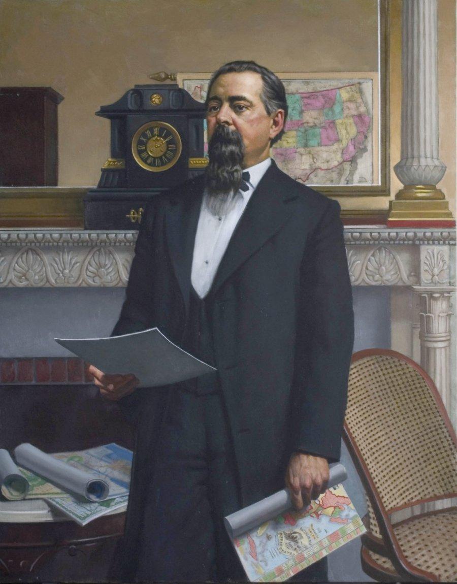 Congressman romualdo pacheco served 1877 1883