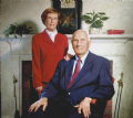 The Honorable Walter Peterson & Mrs. Peterson