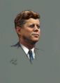 The Honorable John F. Kennedy
