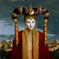 "Queen Amidala, ""Star Wars""