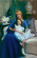 Mrs. Godfrey and Daughter
