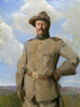 President Theodore Roosevelt as a Rough Rider, 1898