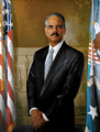 The Honorable Eric Himpton Holder Jr.